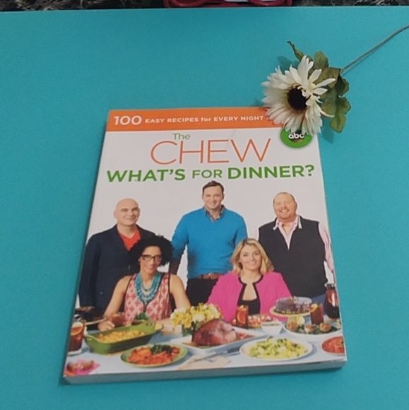 Other - The Chew Cookbook